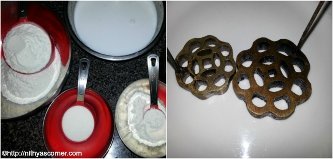 Achu murukku recipe - achu murukku mould