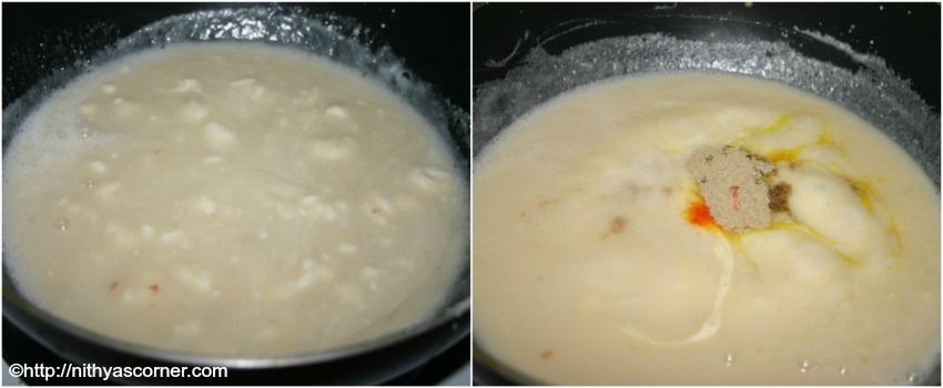 how to make badam halwa recipe