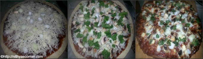 how to make barbecue chicken pizza