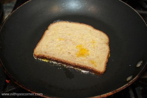How to make bombay toast recipe