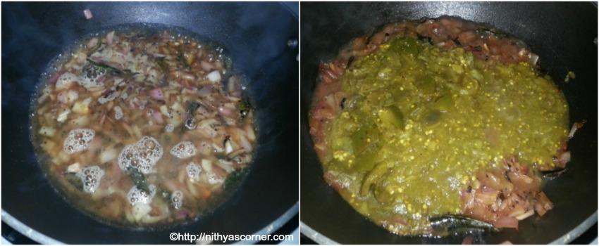Chidambaram brinjal gothsu recipe, kathirikai gothsu recipe