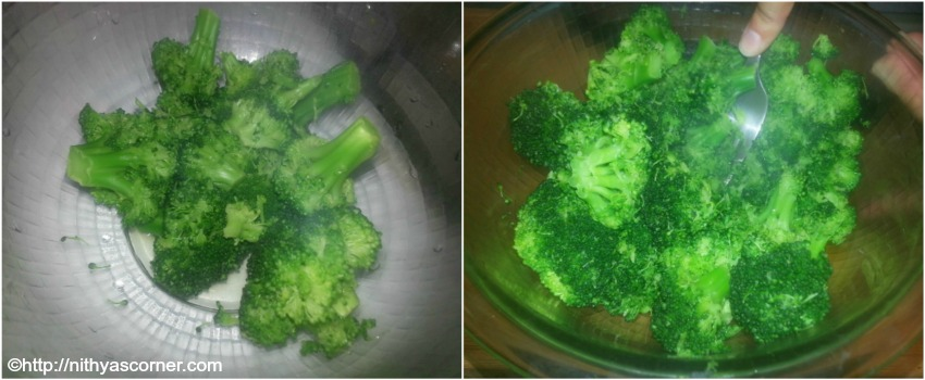 Broccoli fritters recipe with pictures