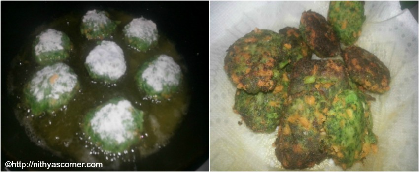 easy broccoli fritters