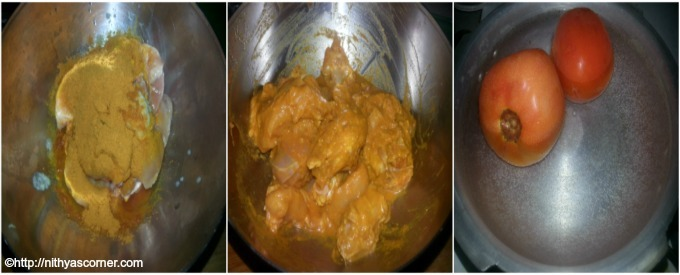 butter chicken masala recipe