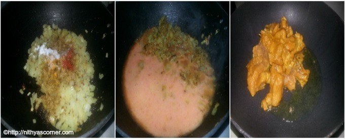 easy butter chicken masala recipe