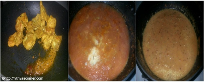 simple butter chicken masala recipe