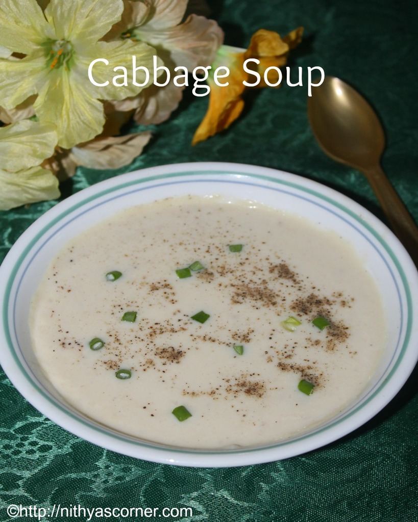 Easy cabbage soup, How to make cabbage soup