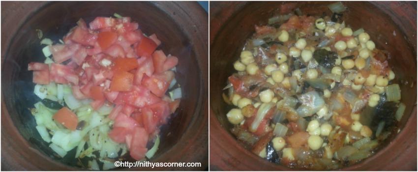 Konda Kadalai Kulambu,Chick Peas Kulambu Puli Kulambu Recipe