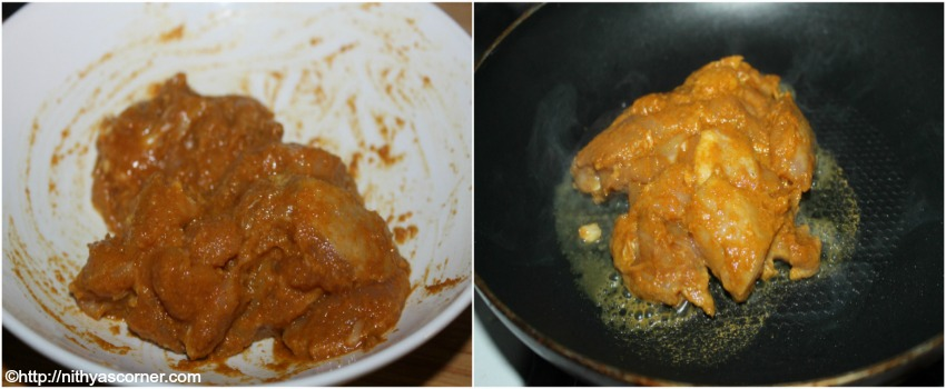 How to prepare Chicken 65