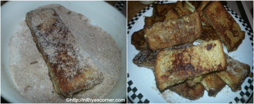 Cinnamon french bread toast recipe, easy french toast recipe