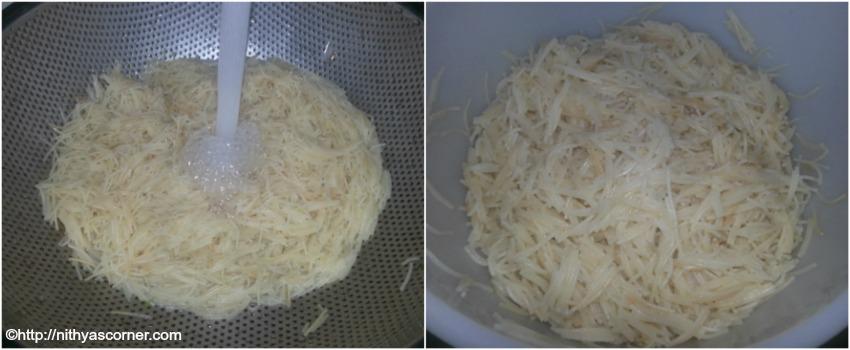 Curd semiya recipe, thayir semiya recipe