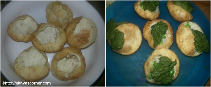 Dahi Sev Batata Poori recipe