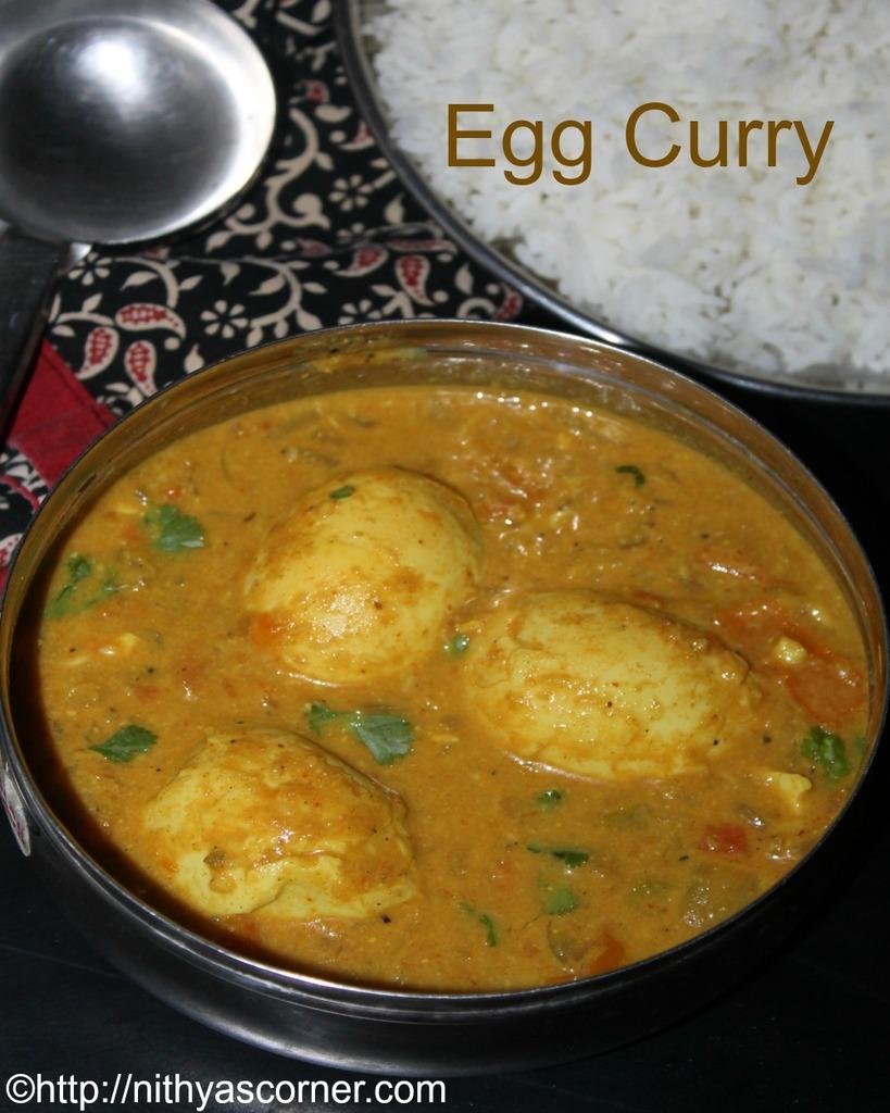 simple and easy egg kuzhambu recipe