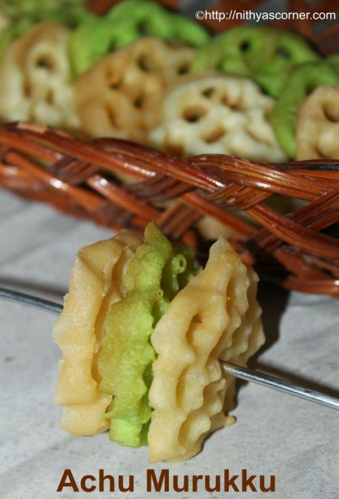Achu Murukku without Egg Recipe