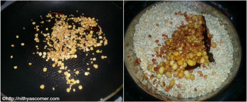 Ellu Podi Recipe,Sesame Seeds Powder Recipe for Idli