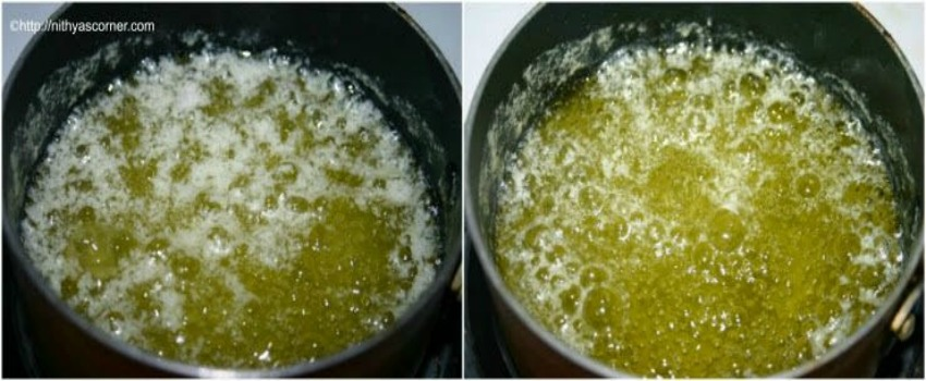 Making your own ghee at home