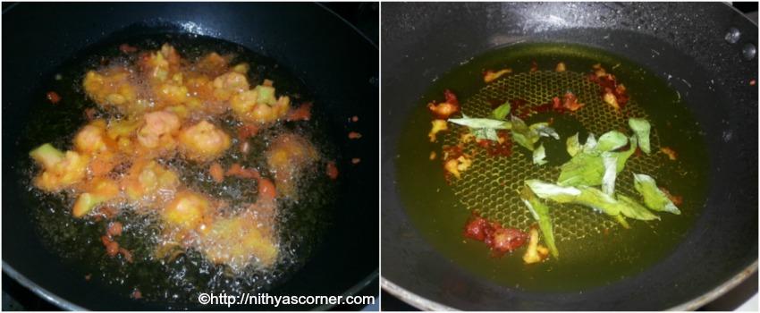 how to prepare gobi 65 recipe, cauliflower 65 recipe