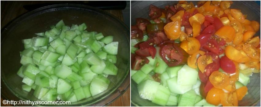 Greek Cucumber Salad Recipe