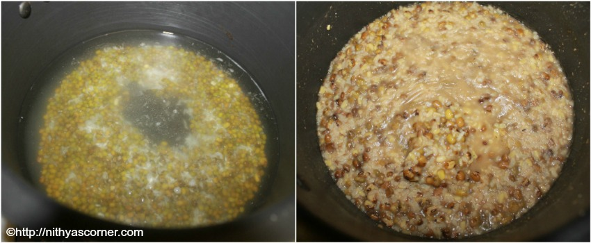 simple and easy moong dal kheer with pictures