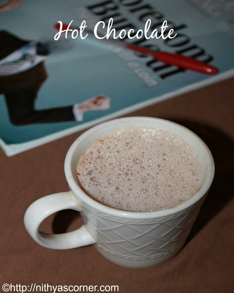 Hot Chocolate Recipe|Hot Cocoa