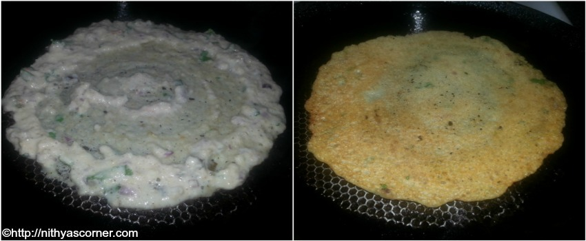Kambu Adai, Pearl Millet Pancakes, Pearl Millet Adai