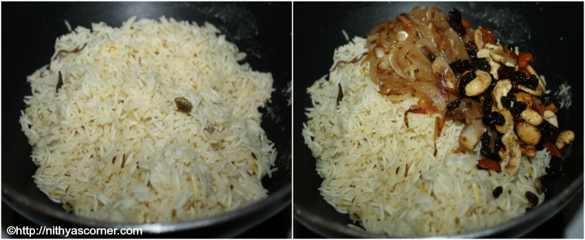 easy and simple kashmiri pulao with pictures