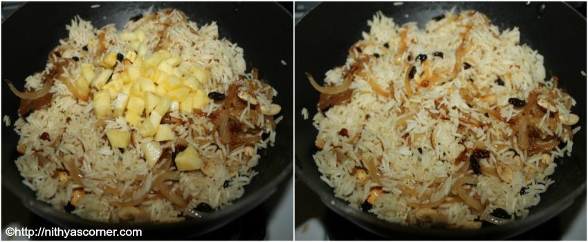 how to make kashmiri pulao