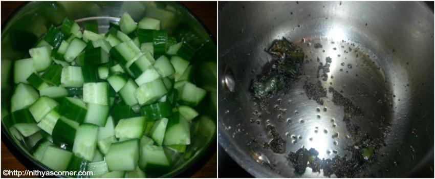 Khamang Kakdi Recipe,Kakdi Chi Koshimbir