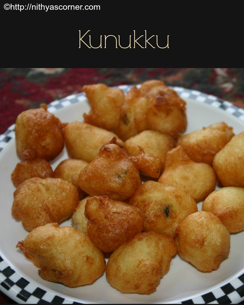 Kunukku recipe