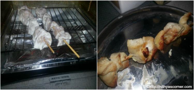 Malai chicken tikka recipe, Chicken malai kabab