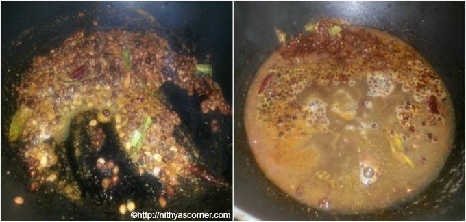 easy manathakkali vathal kuzhambu