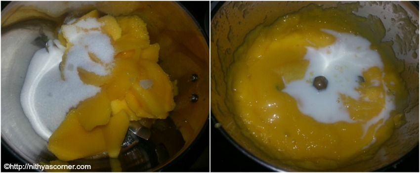 Mango Cream Recipe, Mango Cream Dessert