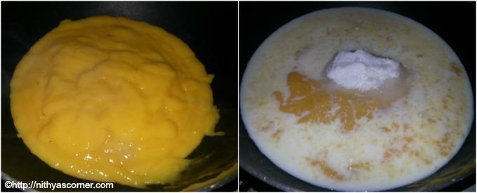 how to prepare mango halwa