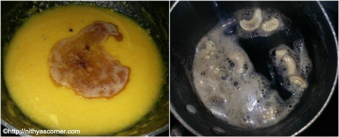 simple and easy mango halwa recipe