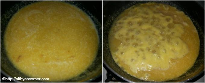 how to prepare mango halwa recipe