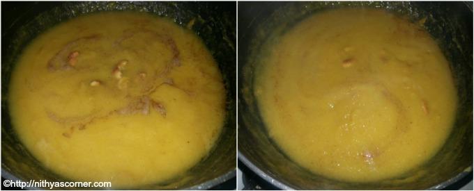 how to make easy mango halwa recipe