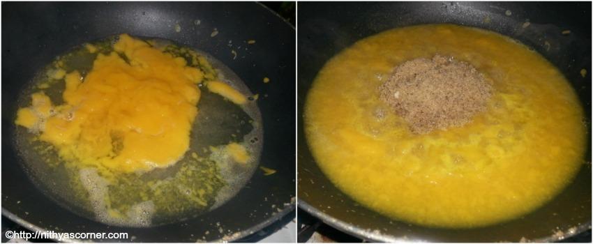 Mango Kesari Recipe, Mango Sheera