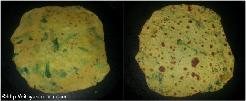 Methi Thepla Recipe, Gujarati Methi Thepla