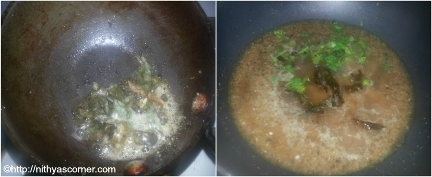 pepper rasam for cold with stepwise pictures