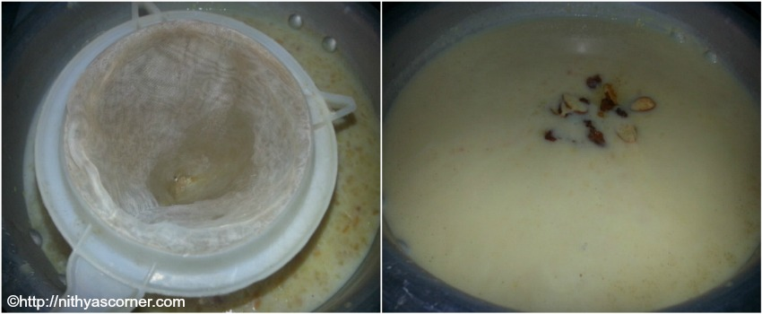 moong dal payasam with step by step pictures