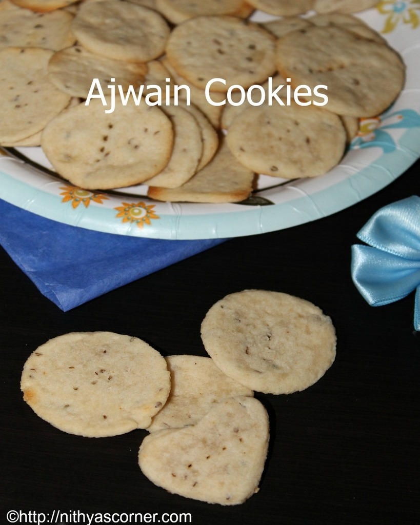 Easy oma biscuit, ajwain biscuit
