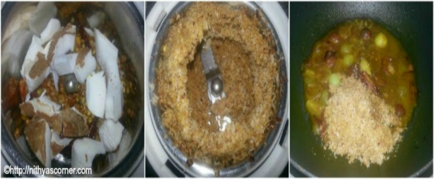 how to make chinna ulli sambar recipe