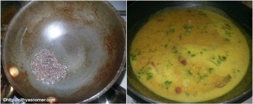 how to make onion sambar