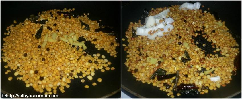Paruppu Thogayal Recipe, Dal Chutney