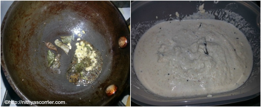 how to make kadalai chutney