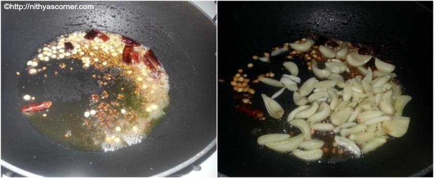 Poondu Kuzhambu Recipe,Garlic Kuzhambu,Garlic Curry