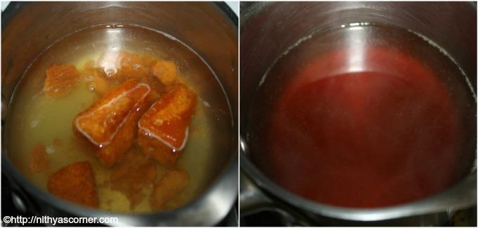 How to prepare pori urundai