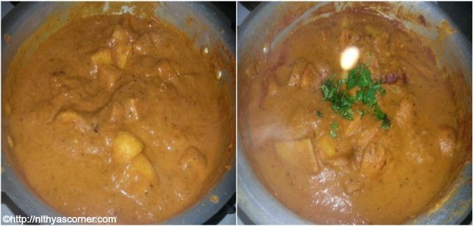 Potato salna recipe, Potato salna for parotta