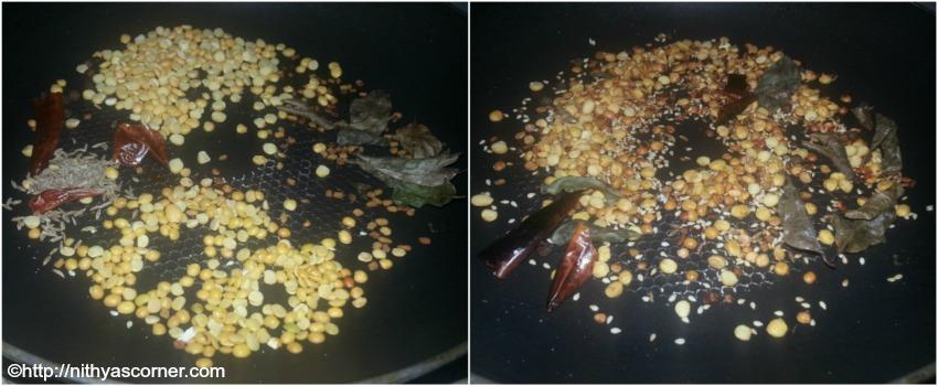 Puliyodharai,Tamarind Rice