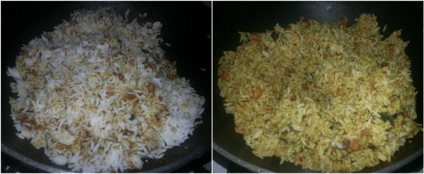 Kovil Puliyodharai,Temple Style Tamarind Rice Recipe
